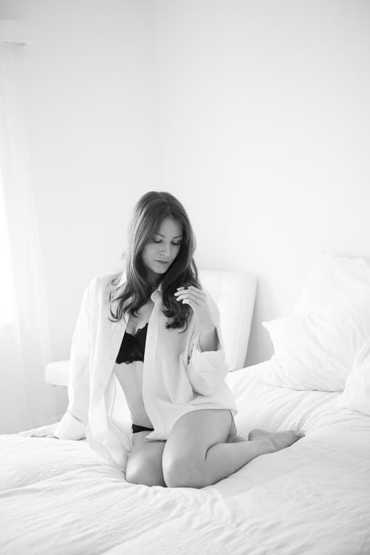Develop a boudoir photography style