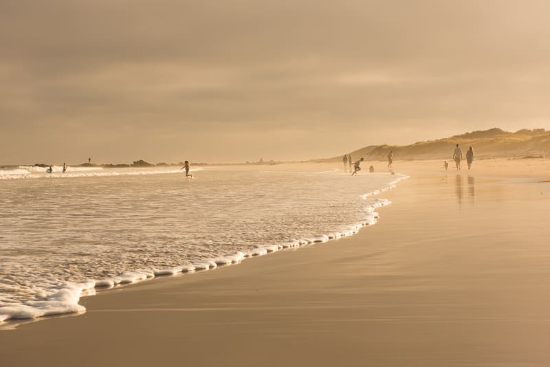 Hot tips for great beach photography in any season
