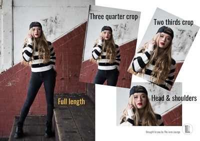 Sign up to download portrait cropping guide