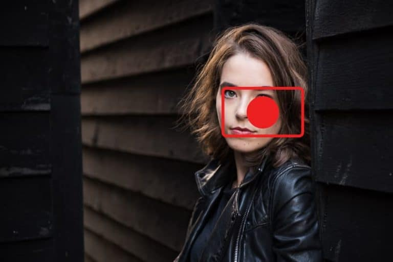 How to use spot metering in portrait photography