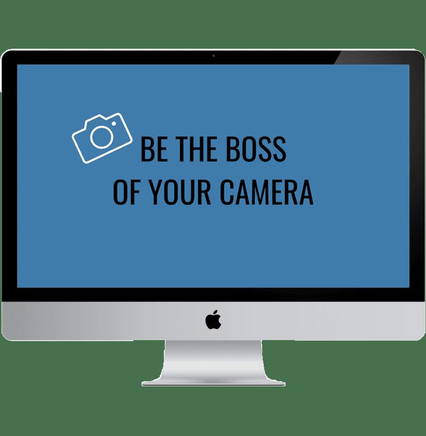 Beginner digital camera course