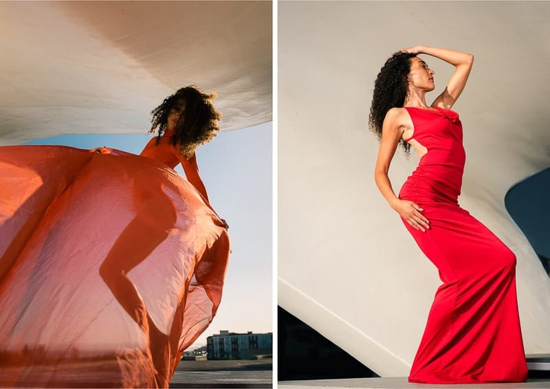 How to find s curves for photography