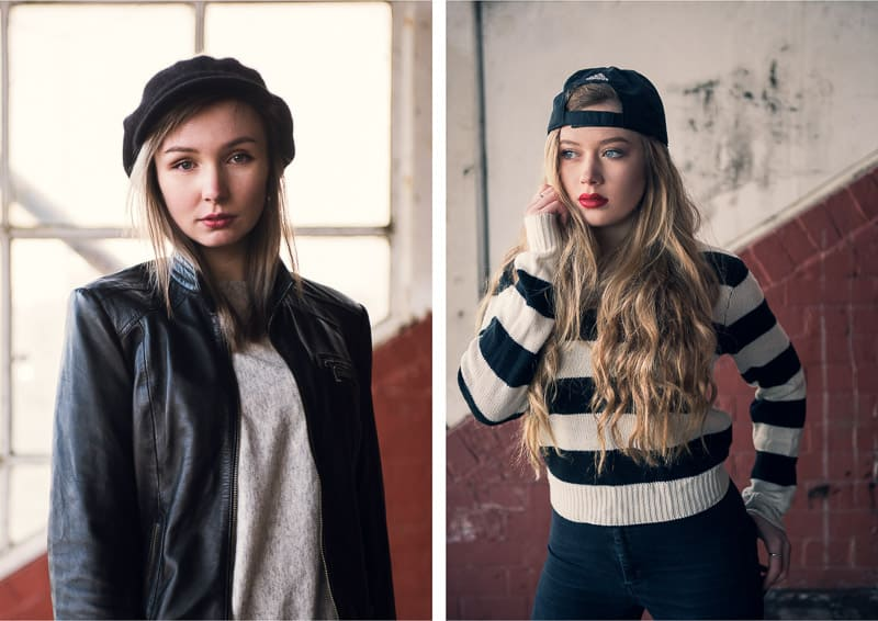 How to use natural light for portrait photography
