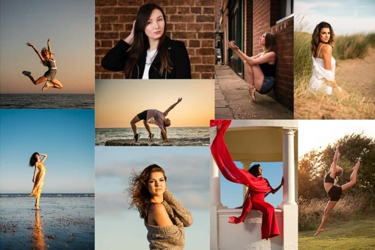 How to approach models for photography