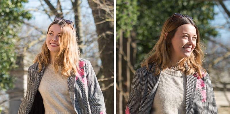 Natural light techniques for soft light portraits